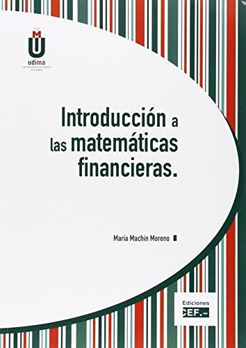 9788445421543: INTRODUCCION A LAS MATEMATICAS FINANCIERAS