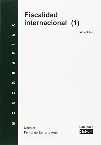 9788445422717: FISCALIDAD INTERNACIONAL (5ª ED)