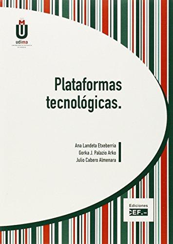 9788445425336: PLATAFORMAS TECNOLÓGICAS