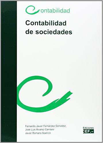 CONTABILIDAD DE SOCIEDADES: ROMANO APARICIO, JAVIER;FERNÁNDEZ