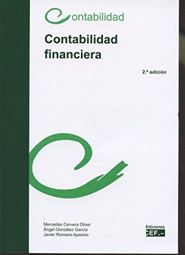 CONTABILIDAD FINANCIERA: ROMANO APARICIO, JAVIER;CERVERA