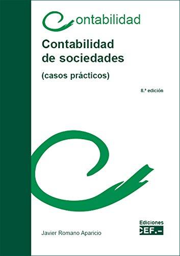 9788445433201: CONTABILIDAD DE SOCIEDADES (CASOS PRÁCTICOS)