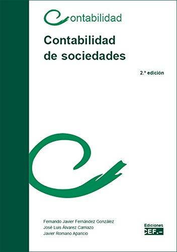 Contabilidad de sociedades: Fernández González, Fernando