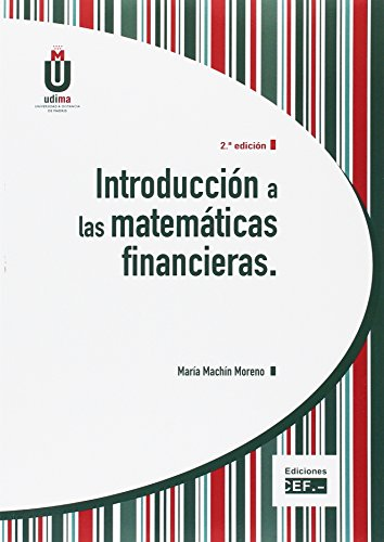 9788445434949: INTRODUCCION A LAS MATEMATICAS FINANCIERAS
