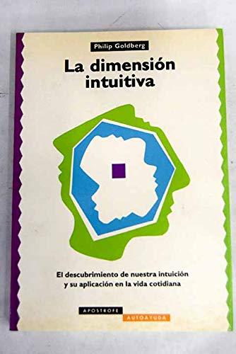 9788445500422: Dimension Intuitiva, La (Spanish Edition)