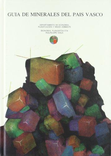9788445700259: Guia De Minerales Del Pais Vasco
