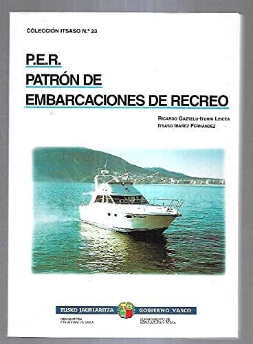 9788445720332: (1) Per - Patron De Embarcacion De Recreo