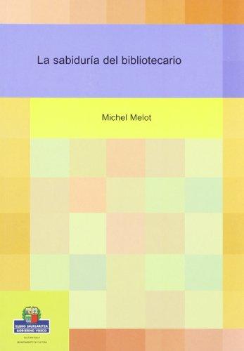 9788445722220: Sabiduria del bibliotecario, la