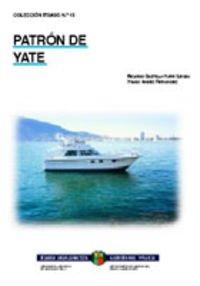 PATRON DE YATE. (3ª. EDIC.) (Paperback): Ricardo Gaztelu-Iturri Leizea, Itsaso Ibáñez ...