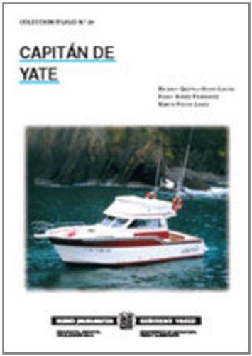 CAPITAN DE YATE (4 EDICION) / COLECCION: Fisure Lanza, Ramón;