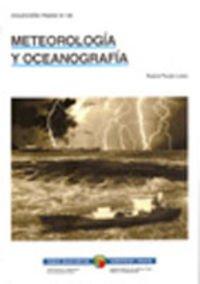 Meteorologia Y Oceanografia: Ramon Fisure Lanza