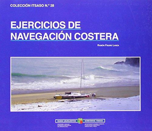 Ejercicios de navegación costera (Paperback): Ramon Fisure Lanza