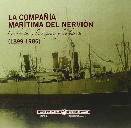 Compañia Maritima Del Nervion, La: Manuel Torres, Eugenio Torres, Jesus Maria Valdaliso