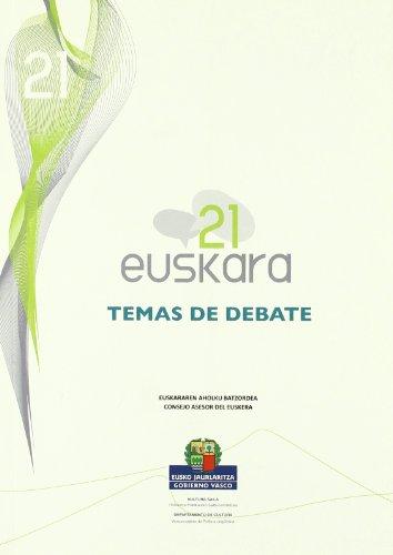 9788445728505: (b) Eztabaidarako Gaiak = Temas De Debate