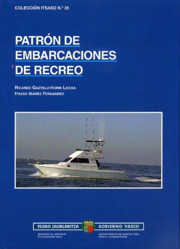 9788445728802: P.e.r. patron de embarcaciones de recreo (Itsaso)