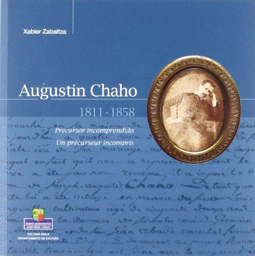 Augustin Chaho, 1811-1858: Zabaltza Pérez-Nievas, Xabier