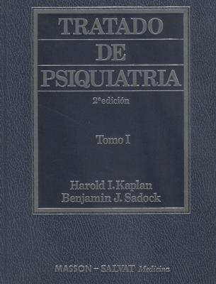 9788445801505: Tratado de psiquiatria; t.1
