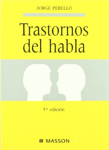 9788445804223: Trastornos del habla