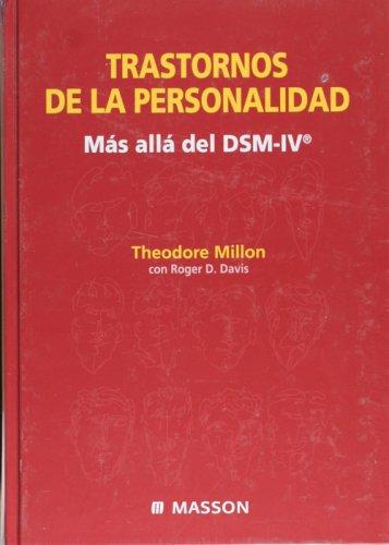 9788445805183: Trastornos de la personalidad : mas alla del DSM-IV (Spanish Edition)