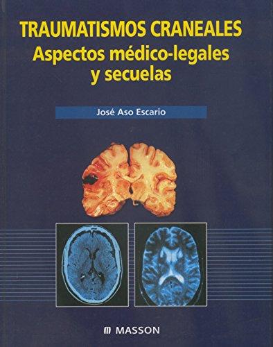 9788445808276: TRAUMATISMOS CRANEALES: ASPECTOS MEDICO-LEGALES Y SECUELAS