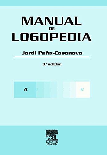9788445811122: Manual de logopedia