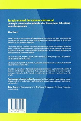 9788445811351: Terapia manual del sistema miofascial