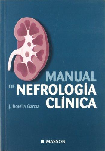 9788445811597: Manual de nefrología clínica