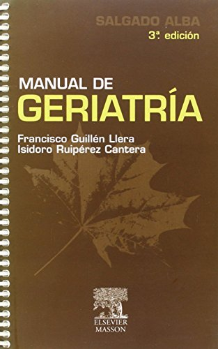 9788445811658: Manual De Geriatria
