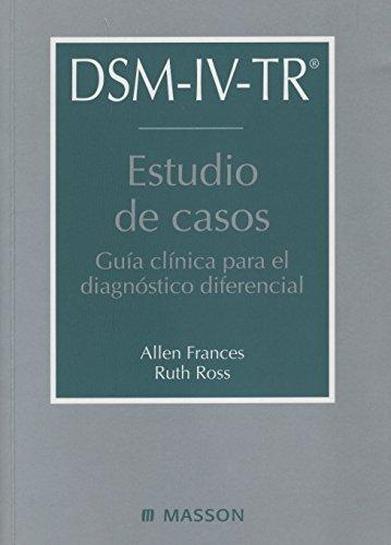9788445811931: Dsm-Iv-Tr - Estudio De Casos