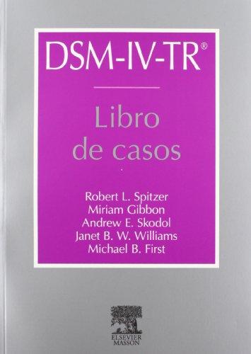 9788445812235: DSM-IV-TR. Libro de casos, 1e (Spanish Edition)