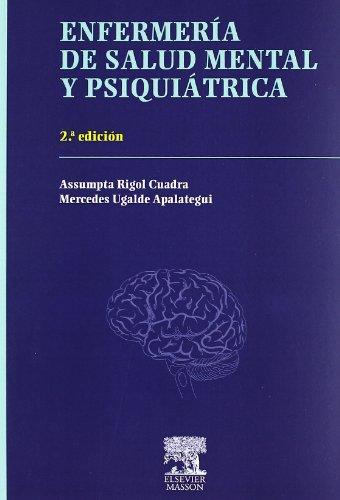 9788445813959: Enfermeria de salud mental psiquiatria