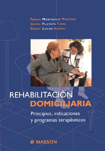 9788445815328: Rehabilitación domiciliaria
