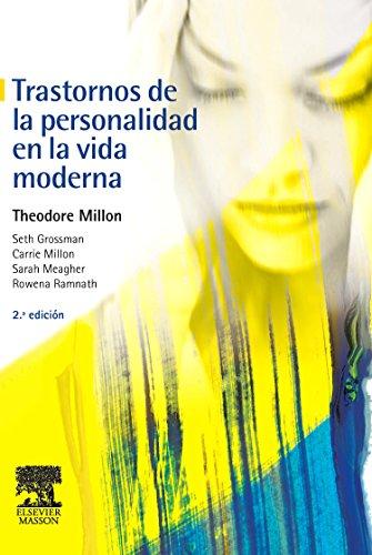 9788445815380: Trastornos de la personalidad en la vida moderna