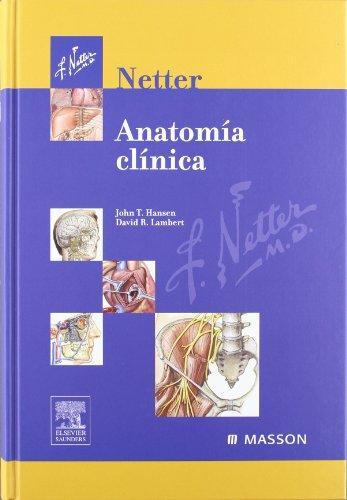 AnatomÍa clÍnica: Netter