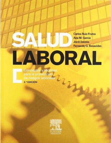 9788445817124: Salud laboral