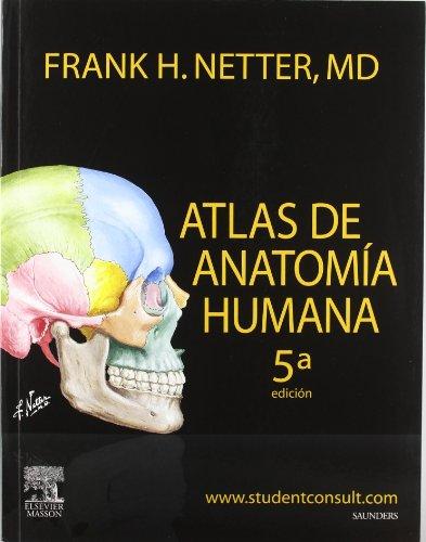 9788445817599: Atlas de anatomia humana [Nov 11, 2004] Netter, Frank Henry