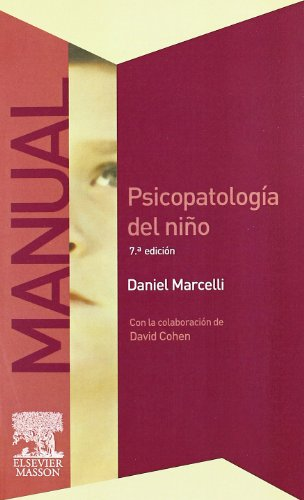 9788445817865: Manual de psicopatología del niño