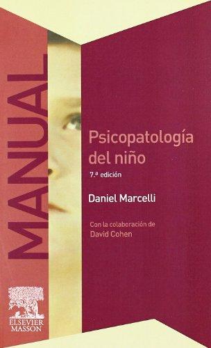 9788445817865: PsicopatologAa del niA±o