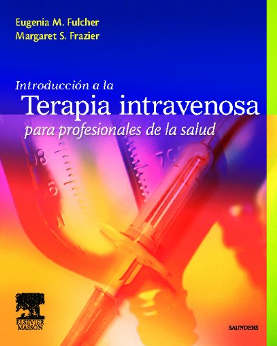 9788445819524: Introduccion a la Terapia Intravenosa Para Profesionales de la Salud / Introduction to Intravenous Therapy for Health Professionals
