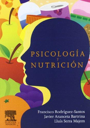 9788445819579: Psicología y nutrición