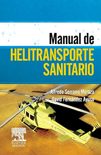 9788445819678: Manual de helitransporte sanitario