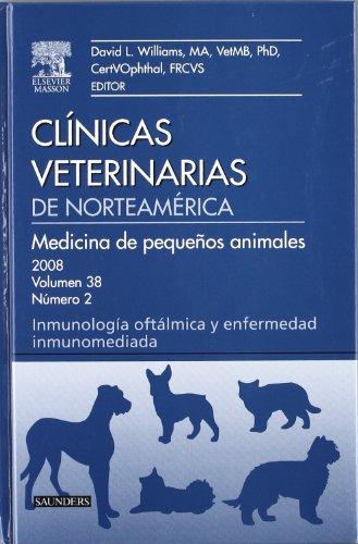 9788445819845: Clinicas Veterinarias De Norteamerica (Mediciana de pequenos animals 2008, Volumen 38, numero 2)