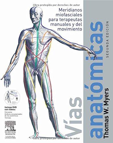 9788445820131: Vías anatómicas + DVD