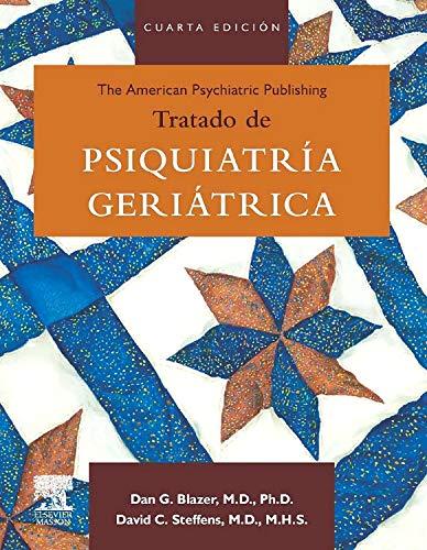 9788445820339: Tratado de psiquiatría geriátrica