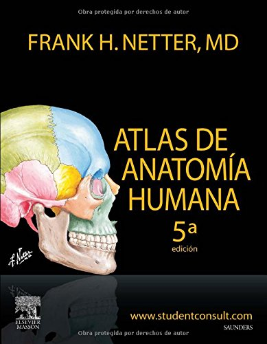 9788445820650: Atlas de Anatomia Humana (Spanish Edition)