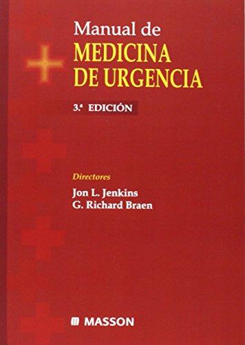 9788445821213: Manual de medicina de urgencia