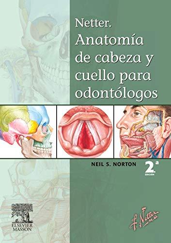 9788445821275: Netter. Anatomía de cabeza y cuello para odontólogos