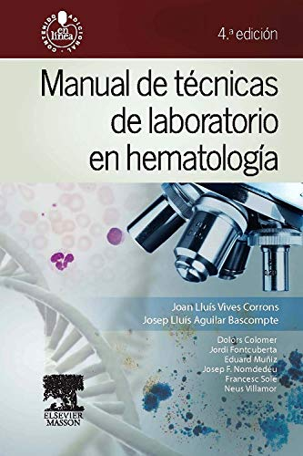 9788445821473: Manual De Técnicas De Laboratorio En Hematología - 4ª Edición (+ StudentConsult)