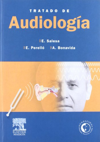 9788445822067: Tratado de audiología