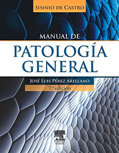 9788445822166: Manual de Patología General. Sisinio De Castro. - 7ª Edición (+ StudentConsult)